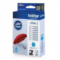 Brother LC-225XLC modrá