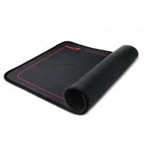 Podložka pod myš GX-SPEED P100, gumová, černá, 355*254*3mm, 3mm, Genius