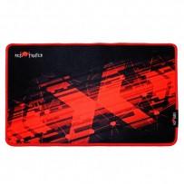 Podložka pod myš, P1, herní, černo-červená, 36 x 26 x 0.4 cm, Red Fighter