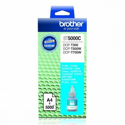 Brother BT-5000C, modrá (azurová) 5000 stran
