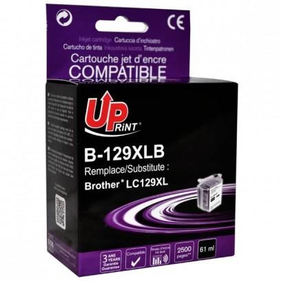 Kompatibilní Brother LC-129XL-BK černá