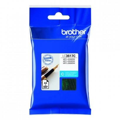 Brother LC-3617C modrá
