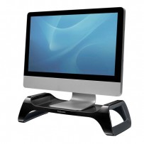 Podstavec I-Spire pod monitor, černý, plast, 6kg nosnost, Fellowes