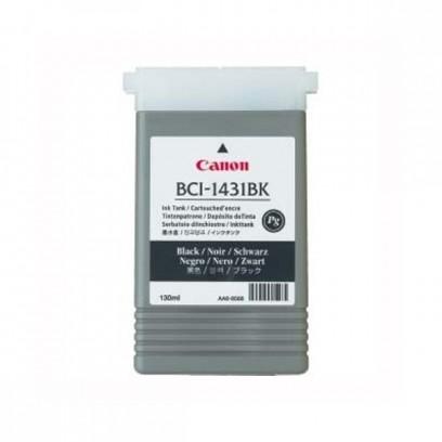Canon originální ink BCI1431BK, black, 8963A001, Canon W6200P, 6400P