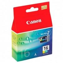 Canon BCI-16C barevná, 2ks