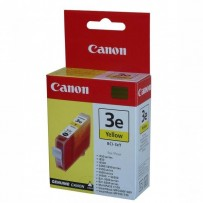 Canon originální ink BCI3eY, yellow, 280str., 4482A002, Canon BJ-C3000, 6000, 6100, S400, 450, C100, MP700