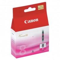 Canon originální ink CLI8M, magenta, 490str., 13ml, 0622B001, Canon iP4200, iP5200, iP5200R, MP500, MP800