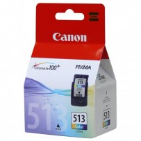 Canon originální ink CL513, color, 350str., 13ml, 2971B001, Canon MP240, MP258, MP260
