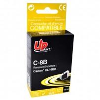 Kompatibilní Canon CLI-8BK černá, 14.5ml