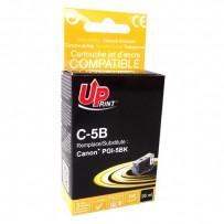 Kompatibilní Canon PGI-5BK černá, 26ml