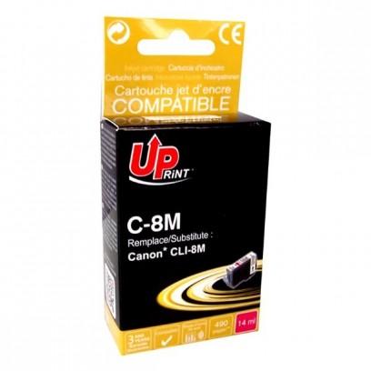 Kompatibilní Canon CLI-8M purpurová, 14.5ml