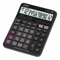 Casio Kalkulačka DJ 120 D PLUS, černá, stolní, dvanáctimístná