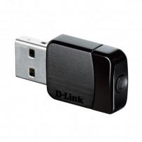 D-LINK, DWA-171, USB adapter, Wireless 2,4Ghz, 150 + 433Mbps