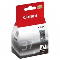 Canon PG-37 černá, blistr, 11ml