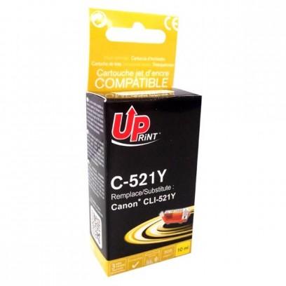 Kompatibilní Canon CLI-521Y žlutá, 11ml