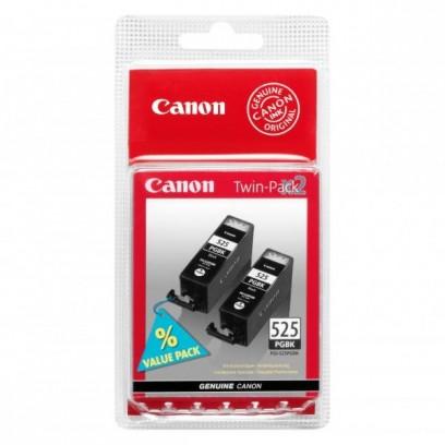 2ks Canon PGI-525BK černá, 2x19ml
