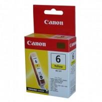 Canon BCI-6Y žlutá