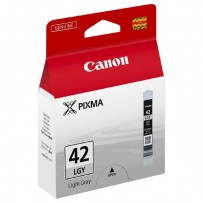 Canon originální ink CLI-42LGY, light grey, 6391B001, Canon Pixma Pro-100