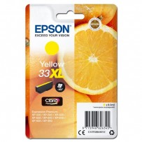 Epson 33XL, žlutá, 8.9ml