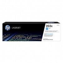 Toner HP CF541X, HP 203X modrý