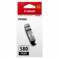 Canon originální ink PGI-580PGBK, black, 11.2ml, 2078C001, Canon PIXMA TR7550, TR8550, TS6150, TS8150, TS9150 serie
