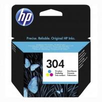 HP 304, HP N9K05AE, barevná, 2ml