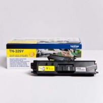 Brother originální toner TN-329Y, yellow, 6000str., Brother HL-L8350CDW,HL-L9200CDWT