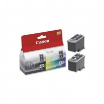 Canon originální ink PG40/CL41 multipack, black/color, 16,9ml, 0615B043, Canon iP1600, 2200, MP150, 170, 450
