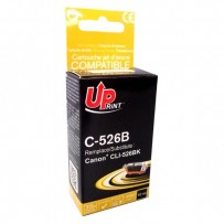Kompatibilní Canon CLI-526BK černá, 11ml