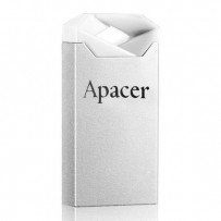 Apacer USB flash disk, 2.0, 32GB, AH111, stříbrný, AP32GAH111CR-1