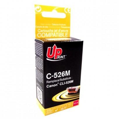 Kompatibilní Canon CLI-526M červená, 11ml