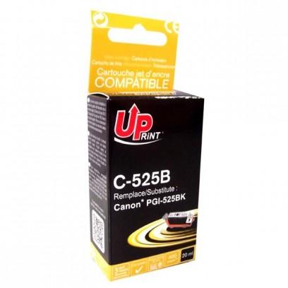 Kompatibilní Canon PGI-525PGBK černá, 21ml