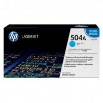 HP originální toner CE251A, cyan, 7000str., HP 504A, HP Color LaserJet CP3525