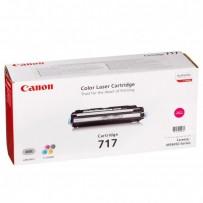 Canon originální toner CRG717, magenta, 4000str., 2576B002, Canon MF-8450