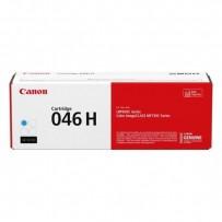 Canon originální toner 046HC, cyan, 5000str., 1253C002, high capacity, Canon LBP654Cx, 653Cdw, MFP735Cx, 634Cdw, 632Cdw