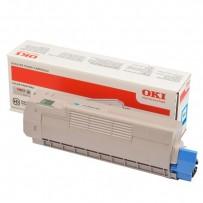 Toner OKI 46507507 modrý