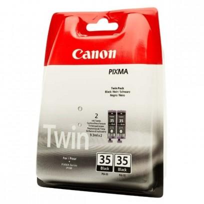 Sada dvou Canon PGI-35BK černá (2ks)