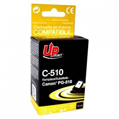 Kompatibilní Canon PG-510BK černá, 12ml