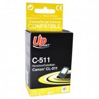 Kompatibilní Canon CL-511 barevná, 12ml