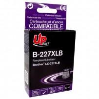 Kompatibilní Brother LC-227XLBK černá