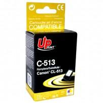 Kompatibilní Canon CL-513 barevná, 15ml