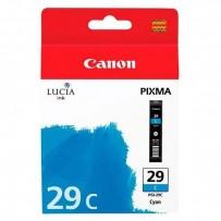 Canon originální ink PGI29C, cyan, 4873B001, Canon PIXMA Pro 1