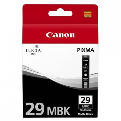 Canon PGI-29MBK matte black