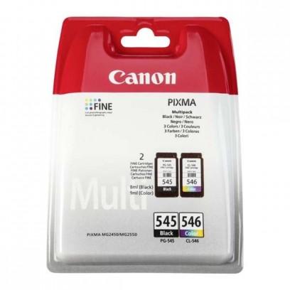 Sada Canon PG-545 + CL-546, černá + barevná