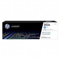 Toner HP CF541A, HP 203A modrý