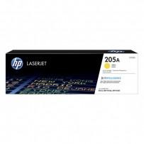 HP originální toner CF532A, yellow, 900str., HP 205A, HP Color LaserJet Pro M180n, M181fw