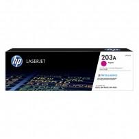 HP originální toner CF543A, magenta, 1300str., HP 203A, HP Color LaserJet Pro M254dw, nw, M280nw
