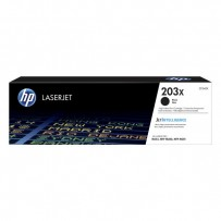 Toner HP CF540X, HP 203X černý