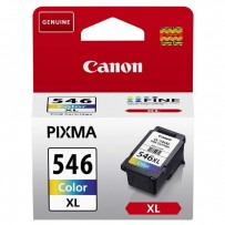 Canon originální ink CL-546XL, colour, 300str., 13ml, 8288B001, Canon Pixma MG2450,2550