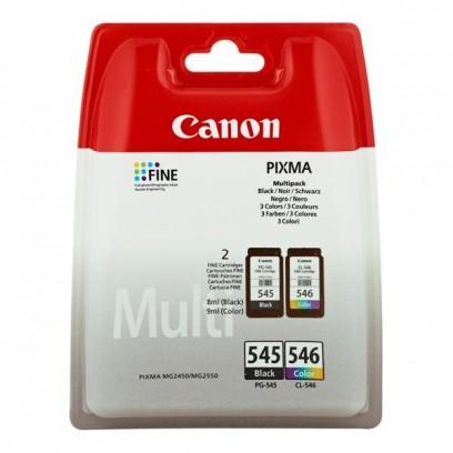 Sada Canon PG-545 + CL-546, černá + barevná, blistr